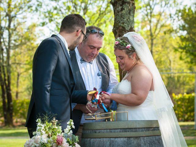 Le mariage de Alexandre et Julie à Biscarrosse, Landes 65