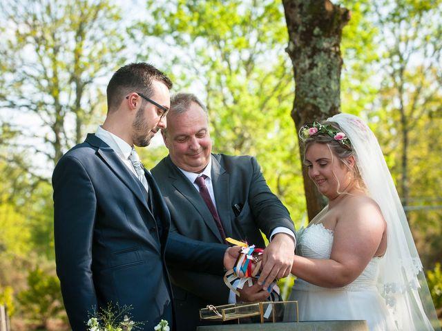 Le mariage de Alexandre et Julie à Biscarrosse, Landes 66