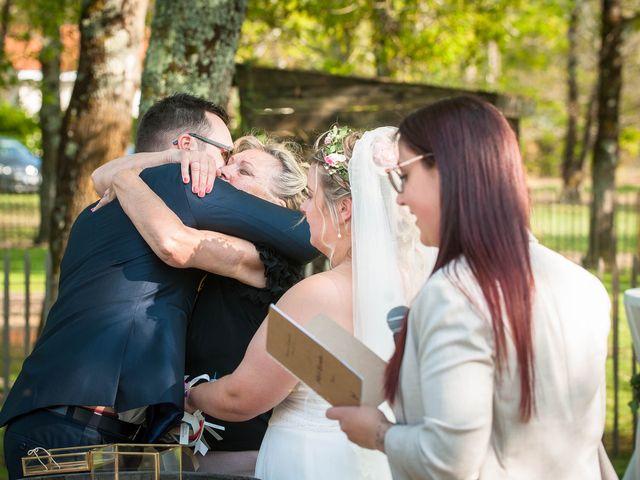 Le mariage de Alexandre et Julie à Biscarrosse, Landes 68