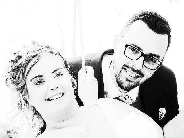 Le mariage de Alexandre et Julie à Biscarrosse, Landes 86