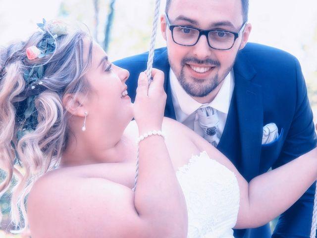 Le mariage de Alexandre et Julie à Biscarrosse, Landes 87
