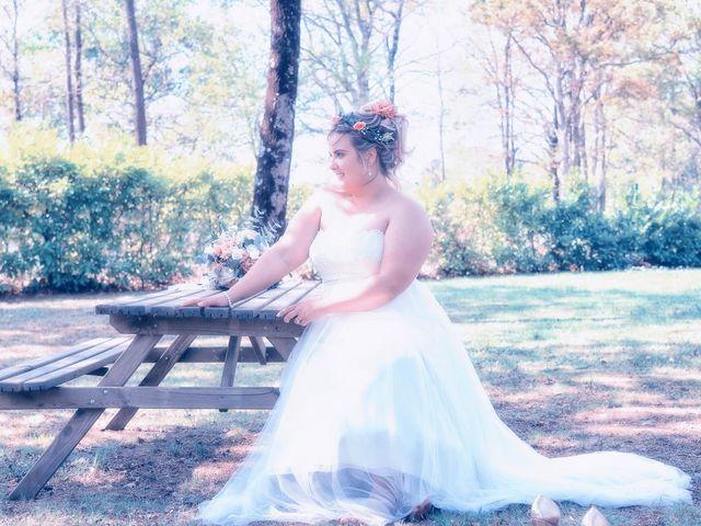 Le mariage de Alexandre et Julie à Biscarrosse, Landes 89