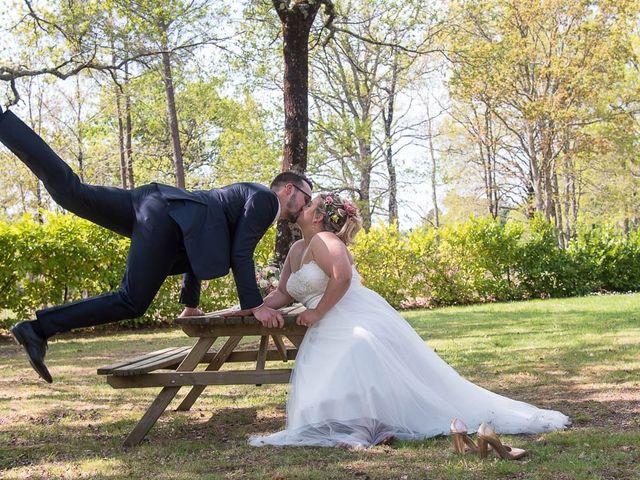 Le mariage de Alexandre et Julie à Biscarrosse, Landes 90