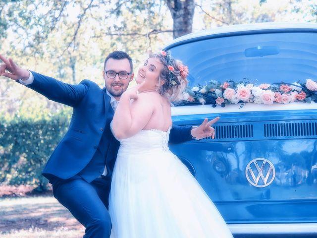 Le mariage de Alexandre et Julie à Biscarrosse, Landes 91