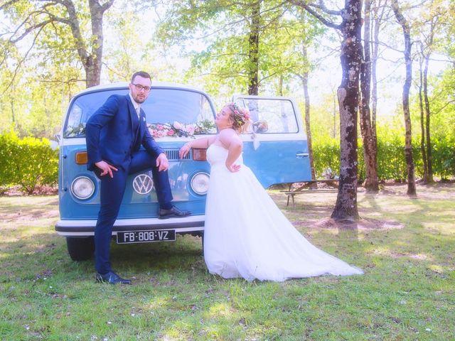 Le mariage de Alexandre et Julie à Biscarrosse, Landes 92