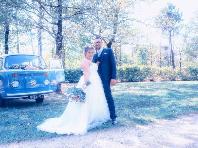 Le mariage de Alexandre et Julie à Biscarrosse, Landes 93