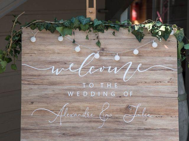 Le mariage de Alexandre et Julie à Biscarrosse, Landes 95