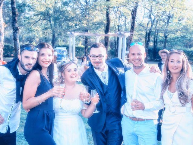 Le mariage de Alexandre et Julie à Biscarrosse, Landes 103