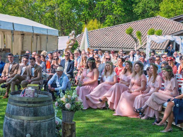 Le mariage de Alexandre et Julie à Biscarrosse, Landes 2
