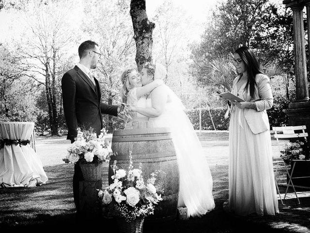 Le mariage de Alexandre et Julie à Biscarrosse, Landes 123