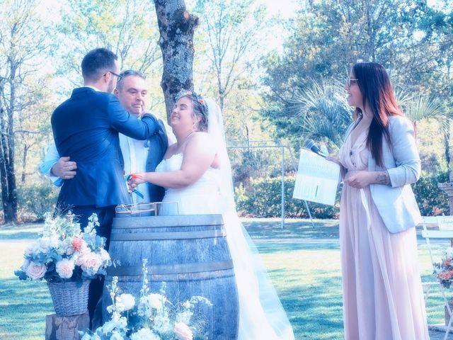 Le mariage de Alexandre et Julie à Biscarrosse, Landes 124