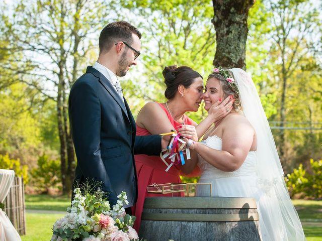 Le mariage de Alexandre et Julie à Biscarrosse, Landes 130