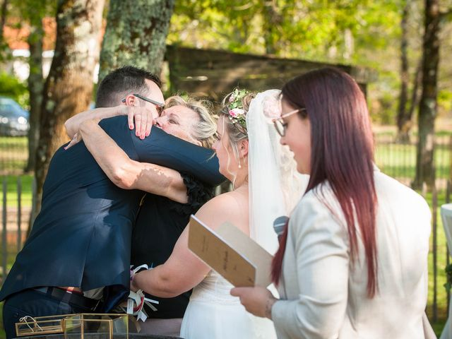 Le mariage de Alexandre et Julie à Biscarrosse, Landes 131
