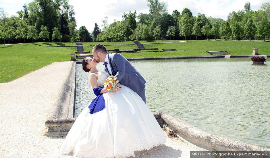 Le mariage de Séverine et Rémi à Torcy, Seine-et-Marne
