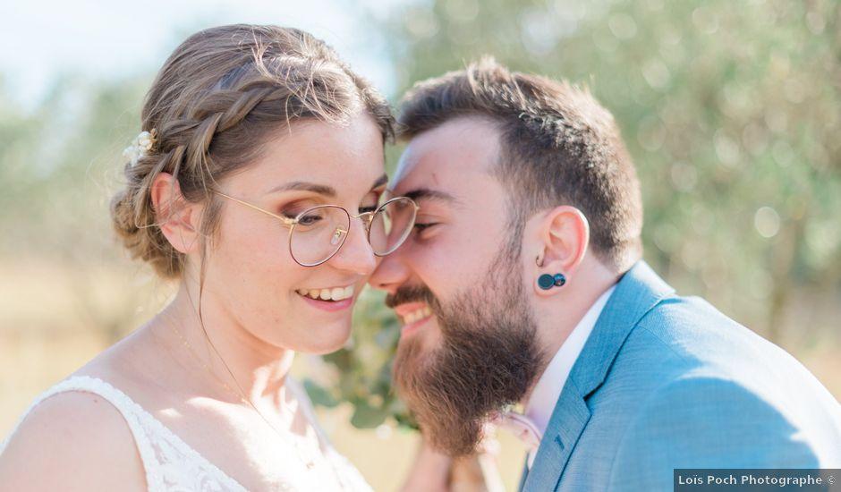 Le mariage de Nicolas et Marie à Saint-Thibéry, Hérault