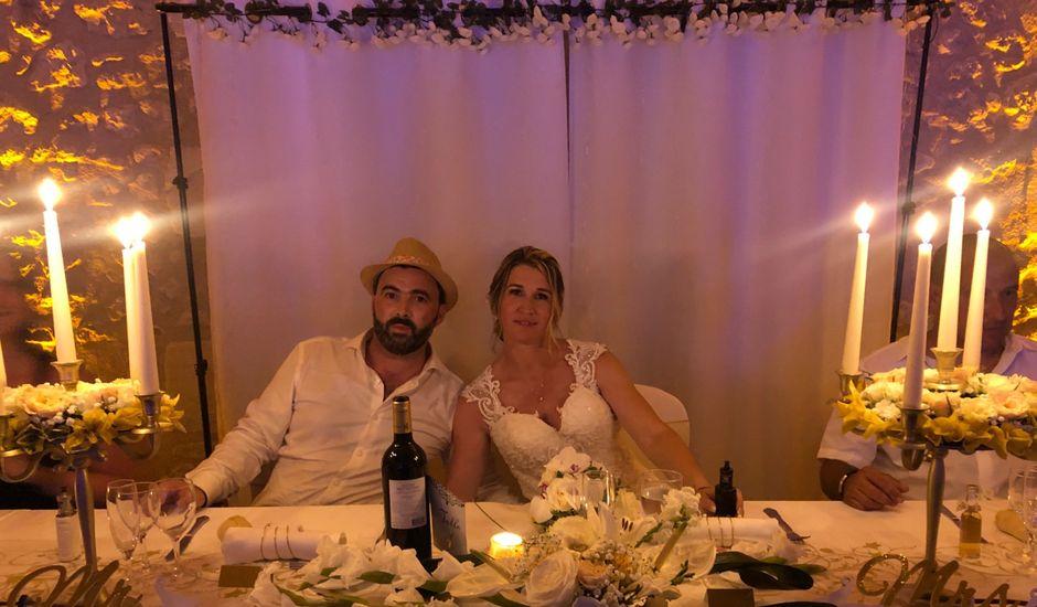 Le mariage de Mathieu et Celine à Tarnès, Gironde