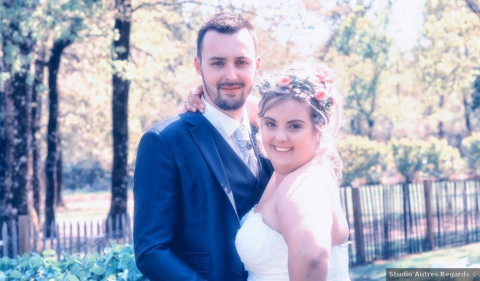 Le mariage de Alexandre et Julie à Biscarrosse, Landes