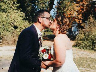 Le mariage de Lily et Fabien 1