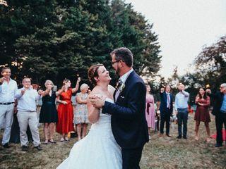 Le mariage de Lily et Fabien