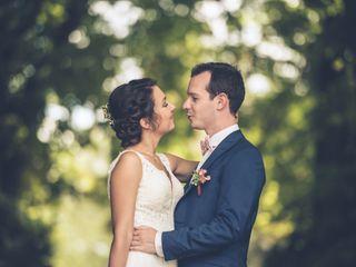 Le mariage de Clemence et Adrien