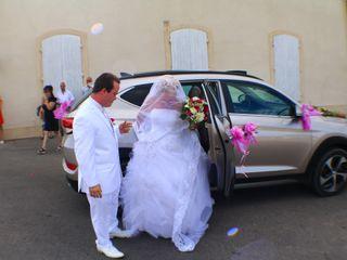 Le mariage de Jean Raymond et Christiane 3