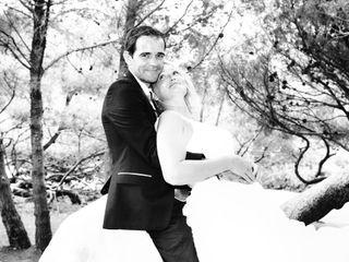Le mariage de Corinne et Grégory 1