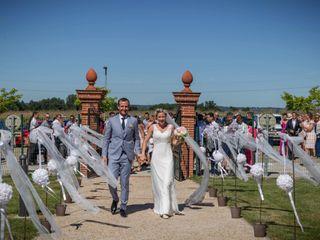 Le mariage de Pauline et Cyril 1