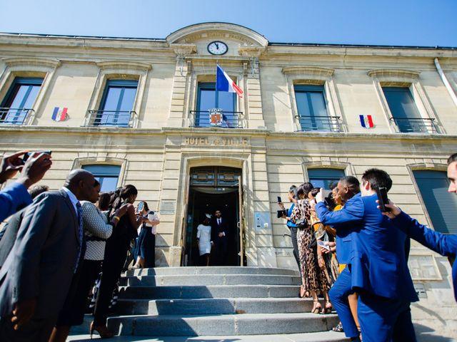 Le mariage de Hugo et Tania à Rueil-Malmaison, Hauts-de-Seine 33