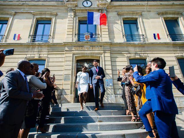 Le mariage de Hugo et Tania à Rueil-Malmaison, Hauts-de-Seine 34