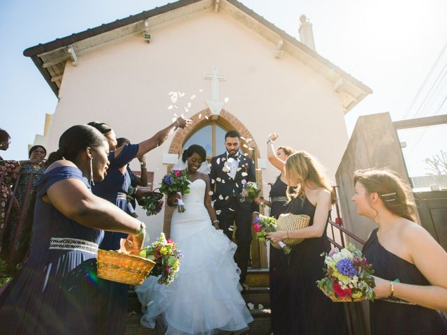 Le mariage de Hugo et Tania à Rueil-Malmaison, Hauts-de-Seine 1