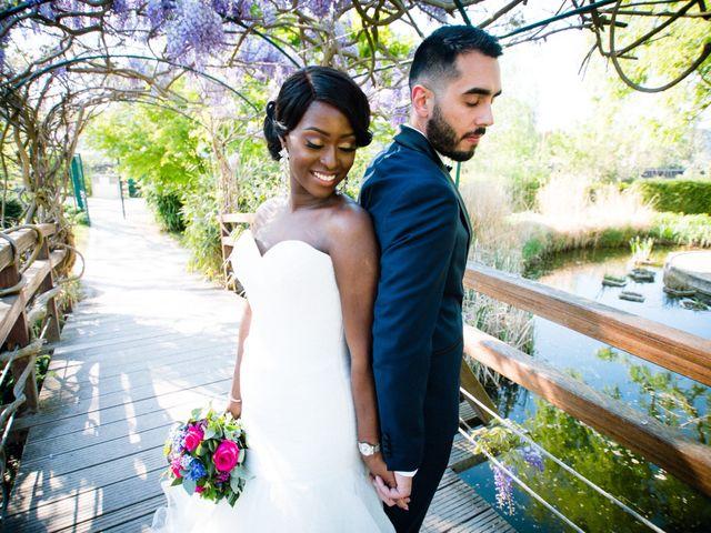 Le mariage de Hugo et Tania à Rueil-Malmaison, Hauts-de-Seine 78