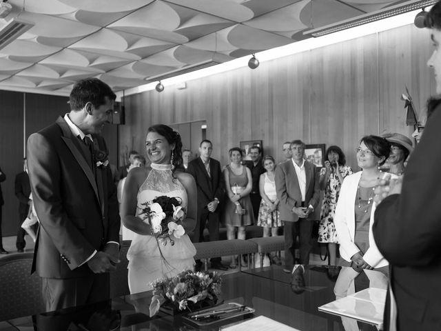 Le mariage de Julien et Justine à Tours, Indre-et-Loire 26