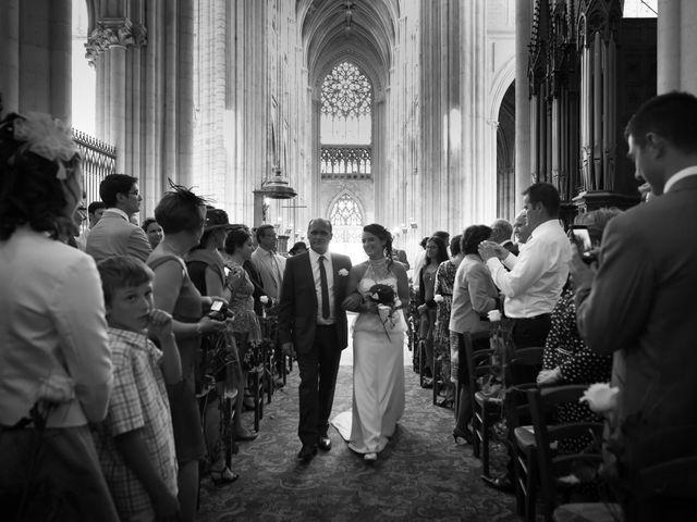 Le mariage de Julien et Justine à Tours, Indre-et-Loire 37