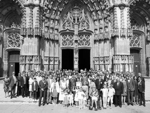 Le mariage de Julien et Justine à Tours, Indre-et-Loire 54