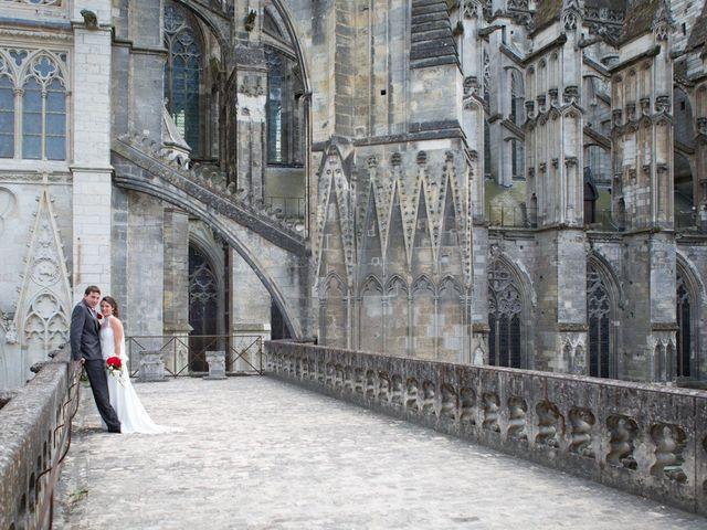 Le mariage de Julien et Justine à Tours, Indre-et-Loire 56