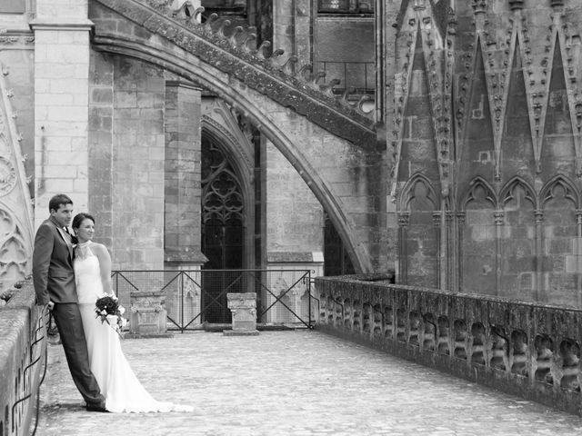 Le mariage de Julien et Justine à Tours, Indre-et-Loire 1