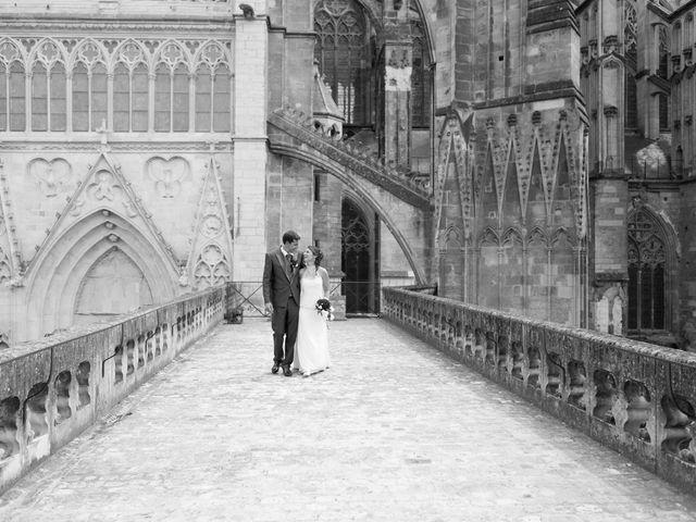 Le mariage de Julien et Justine à Tours, Indre-et-Loire 57