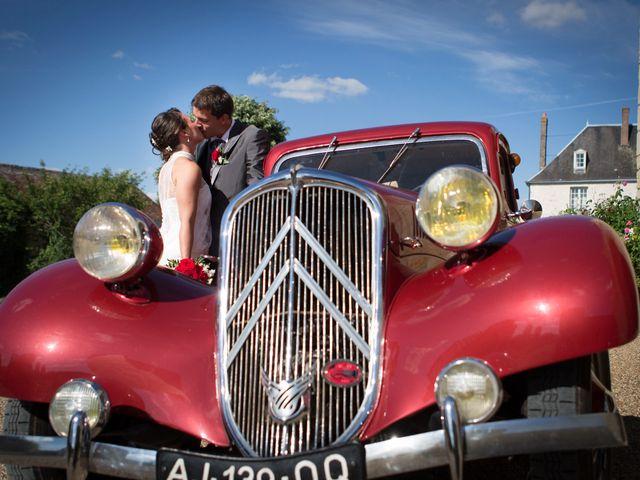 Le mariage de Julien et Justine à Tours, Indre-et-Loire 63