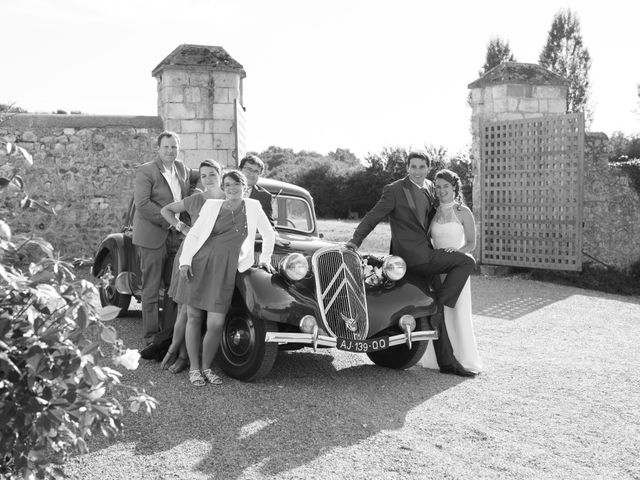Le mariage de Julien et Justine à Tours, Indre-et-Loire 66