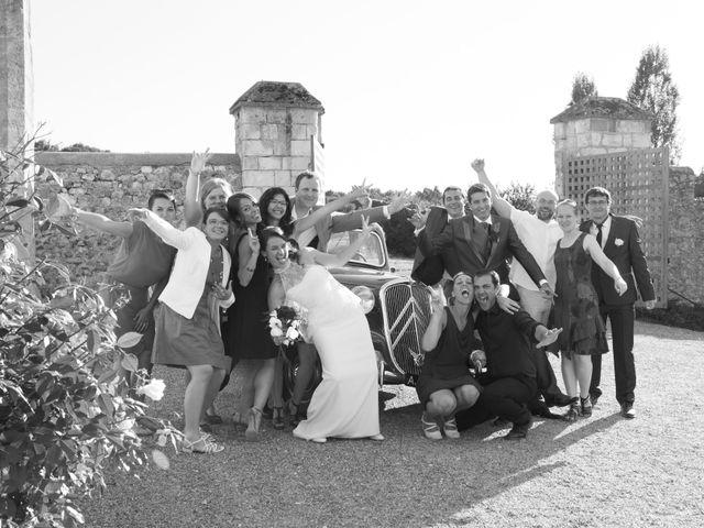 Le mariage de Julien et Justine à Tours, Indre-et-Loire 72