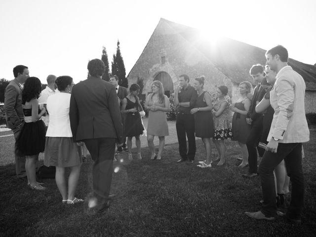 Le mariage de Julien et Justine à Tours, Indre-et-Loire 75