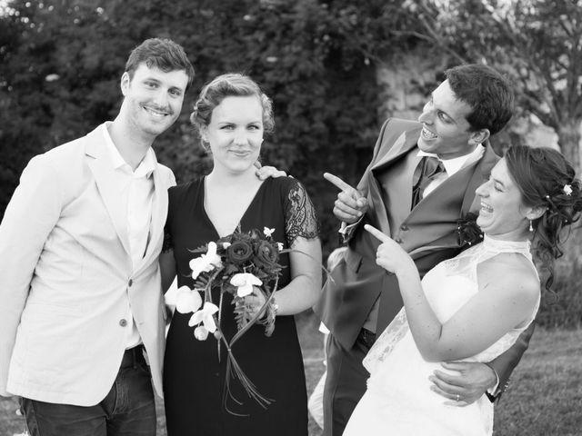 Le mariage de Julien et Justine à Tours, Indre-et-Loire 80