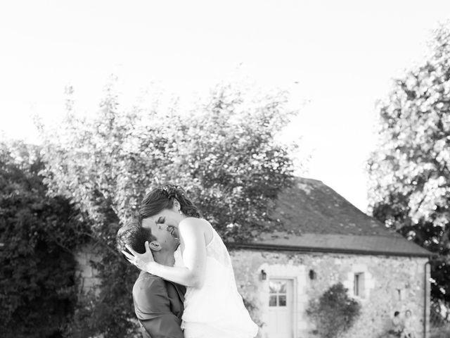 Le mariage de Julien et Justine à Tours, Indre-et-Loire 83