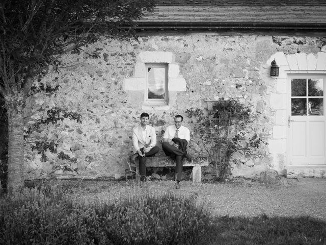 Le mariage de Julien et Justine à Tours, Indre-et-Loire 86