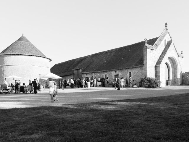 Le mariage de Julien et Justine à Tours, Indre-et-Loire 87