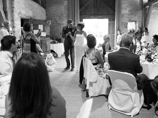 Le mariage de Julien et Justine à Tours, Indre-et-Loire 88
