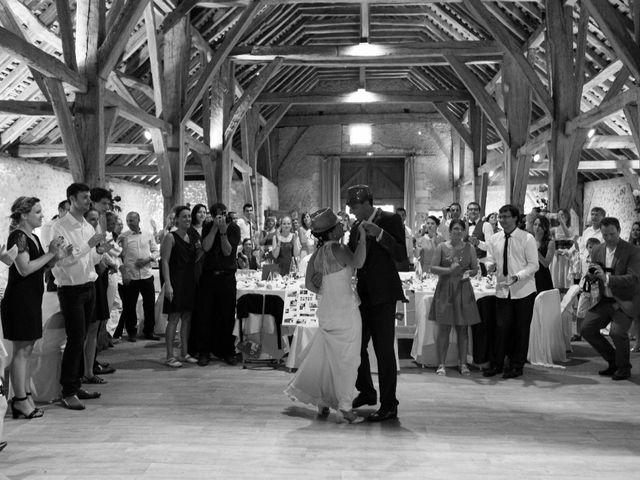 Le mariage de Julien et Justine à Tours, Indre-et-Loire 89