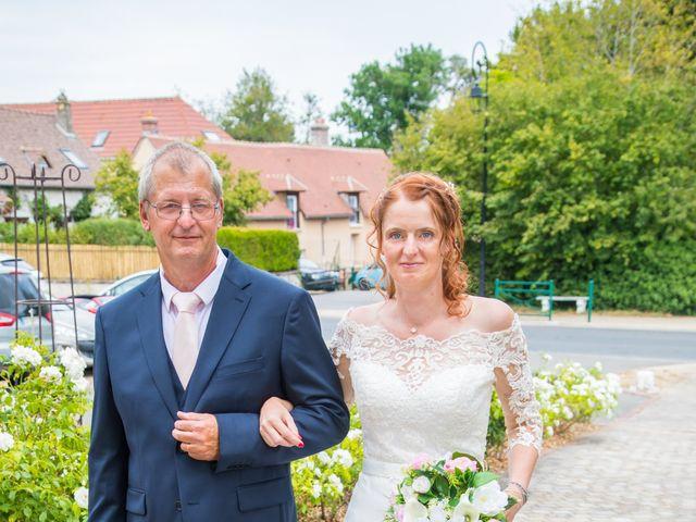 Le mariage de Sacha et Vanessa à Condé-sur-Vesgre, Yvelines 28