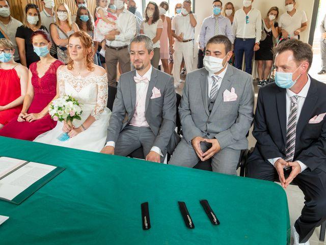 Le mariage de Sacha et Vanessa à Condé-sur-Vesgre, Yvelines 31