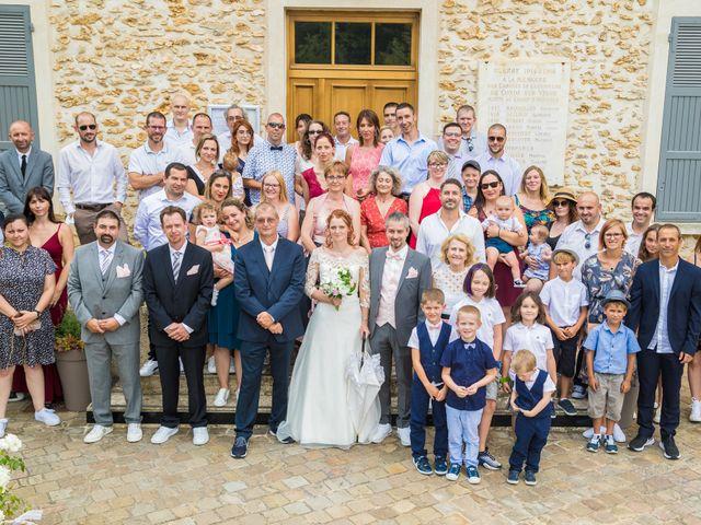 Le mariage de Sacha et Vanessa à Condé-sur-Vesgre, Yvelines 41